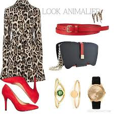 leopard print inspiration 2015 marigold and roses