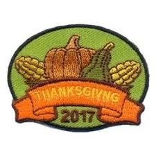 thanksgiving 2017 patch makingfriendsmakingfriends
