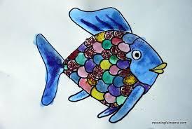 generosity through rainbow fish