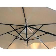 Replacement Patio Umbrella Covers Garden Umbrella Covers Replacement Canopy For Garden Treasures
