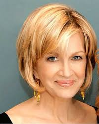 hairstyles for thinning hair women over 60 good layered hairstyles with bangs for short straight brunettes hair