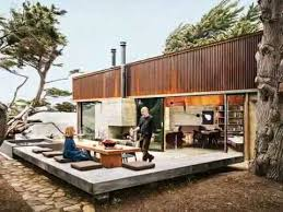 the sea ranch home modern home design for relaxing and enjoy bbq