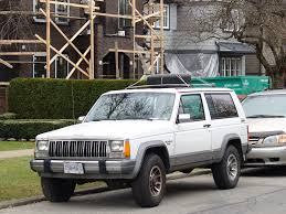 jdm jeep old parked cars vancouver jeep
