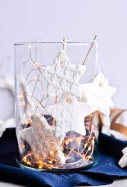 scented baking soda ornaments sugar salted