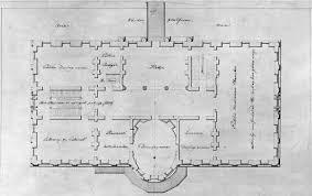 floor plan for the white house white house presidential office and residence washington