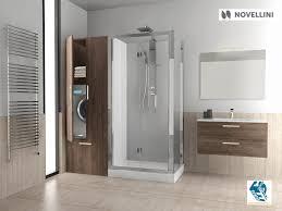 vasca e doccia insieme prezzi trasformazione da vasca in doccia con novellini revolution con