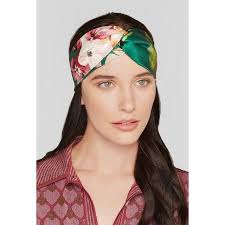 knotted headband 3pcs seconds sale floral print wrap for women 100 cotton