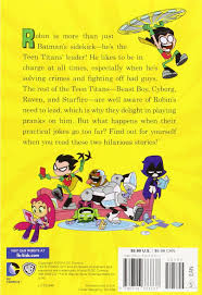 buy teen titans tm robin rules book prices