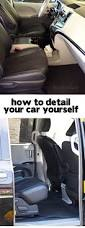 Car Upholstery Detailing How To Detail Your Car Yourself Honeybear Lane