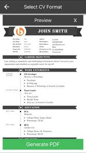 Create Resume Online Free Pdf by What Is The Best Online Cv Builder It Needs To Be Convertible To