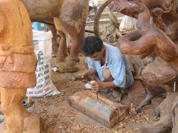 wood sculpture artists wood sculpture artists picture of tiger tours ho chi minh city