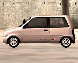 gred daihatsu mira turbo tr xx