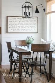 kitchen nook table ideas best 25 breakfast table decor ideas on breakfast nook