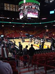 american airlines arena section 102 row 15 seat 1 miami heat
