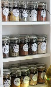 kitchen spice storage ideas best 25 spice cabinet organize ideas on kitchen spice