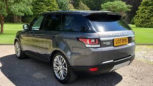 range rover sport custom wheels used land rover range rover sport hse sd4 grey lg17dyd