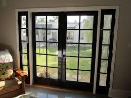 Patio Door Sidelights Patio Doors With Sidelights Adeltmechanical Door Ideas