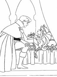princess aurora happy prince phillip save sleeping