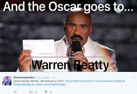 Epic Fail Meme - oscars 2017 epic fail as the wrong winners announced and how your