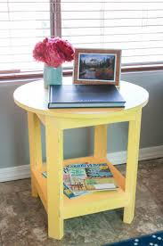 Diy Round End Table by 262 Best Best Of Addicted 2 Diy Images On Pinterest Learn How
