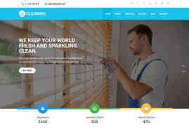 15 best cleaning company wordpress themes 2018 freshdesignweb