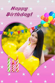 happy birthday card maker android apps on google play