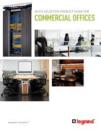 Legrand Efb6s commercial offices
