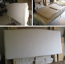 Make A Queen Size Bed by Great How To Make A King Size Upholstered Headboard 46 With