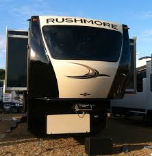 Fifth Wheel Floor Plans Front Living Room by Rushmore 5th Wheels Lincoln