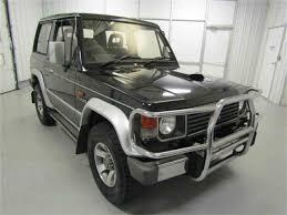 mitsubishi pickup 1990 1990 mitsubishi pajero for sale classiccars com cc 976569