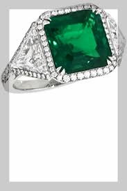 wedding rings bristol wedding ring emerald cut diamond rings 3 carat emerald