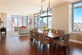 choosing well matched modern dining room lighting and elegant