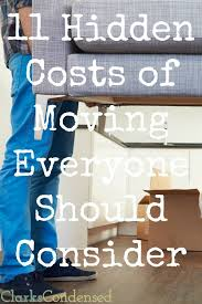 Estimate Moving Costs Distance by Best 25 Moving Costs Ideas On Moving Cross Country