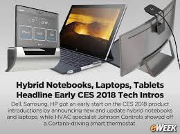 Hp Laptop Help Desk Hybrid Notebooks Screen Tvs Lead Early Ces Product Intros
