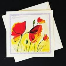painted cards for sale painted cards greeting cards