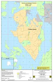 Map Of Sitka Alaska by Tongass Lowdown Maps