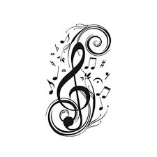 music note home decor new diy musical note home decor music wall sticker removable vinyl
