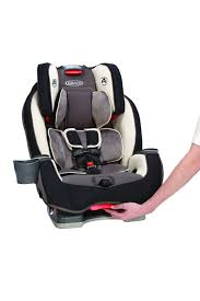 Graco Baby Swing Chair Graco Milestone All In One Convertible Car Seat Gotham Babies