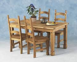 Pine Kitchen Tables And Chairs by Kitchen Table Chairs Wooden Dining Room Chairs