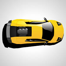 lamborghini side view png car top view clipart panda free clipart images