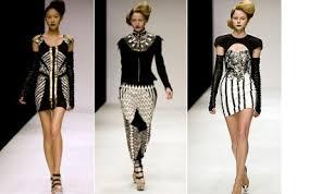 sass bide fashion week sass bide a w 2010 11 collection telegraph