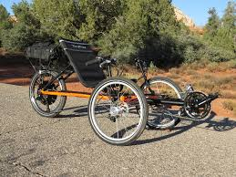Recliner Bicycle by Terratrike Rambler With E Bikekit Review Electric Bike