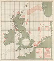 secret map secret map of sea mines around britain during war one 2000
