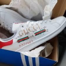 adidas x gucci gucci x adidas stan smith custom size 10 ebay