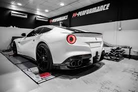 Ferrari F12 White - ferrari f12 berlinetta tuning pp performance 4 images pp