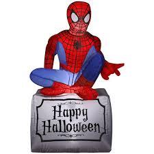Inflatable Halloween Costume Gemmy Industries Spider Man Airblown Inflatable Halloween