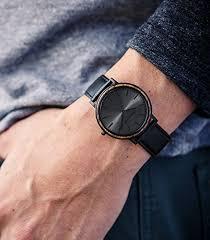 amazon com original grain wood wrist watch minimalist