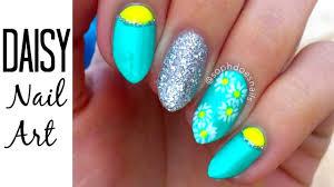 pretty daisy nails sophdoesnails youtube