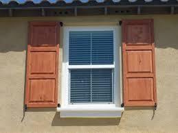 decorative exterior window shutters home design ideas photo to
