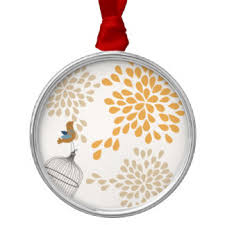 singing in the ornaments keepsake ornaments zazzle
